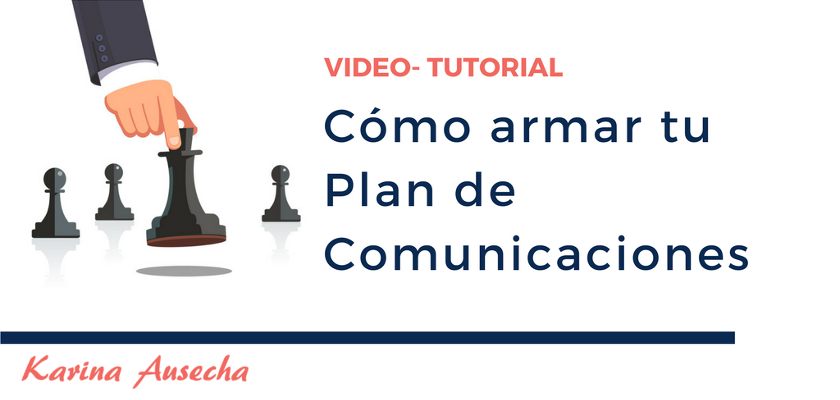 arma plan de comunicaciones