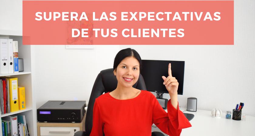 expectativas del cliente